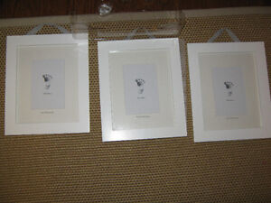 NEW, Baby Mexx 3 picture frames, with writing on mat... St. John's Newfoundland image 1