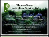 Part time garden assistant required