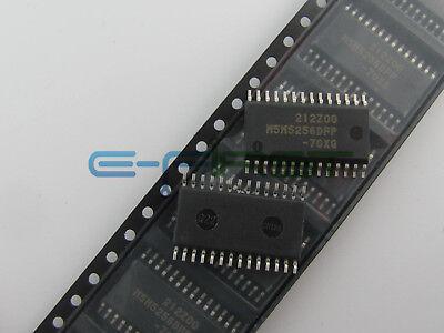2pcs Renesas M5m5256dfp-70xg Smd Sop-28