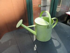 PLANTERS - MADE FROM WATERING CANS