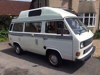 VW T25 Campervan