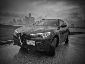 2018 Alfa Romeo Stelvio for Rent