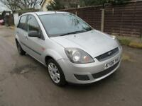 2006 FORD FIESTA 1.4 STYLE CLIMATE MANUAL PETROL 5 DOOR HATCHBACK