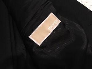 MICHAEL KORS Men's Suit (black)