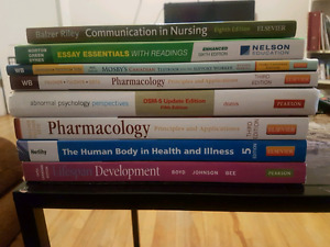 PSW textbooks!  LOCATED IN KIRKLAND LAKE