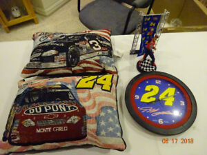 Nascar Jeff Gordon Collectible Items
