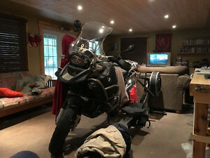 Great BMW R1200GS Adventure for sale.