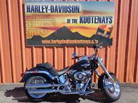 Harley-Davidson FLSTF Fat Boy