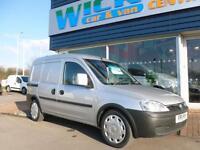 2011 Vauxhall COMBO 1.7 CDTI 5 SEATER CREWVAN *NO VAT* Manual Combi Van