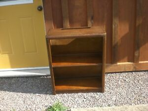 Solid Wood Book Shelf Kawartha Lakes Peterborough Area image 1