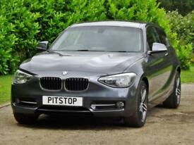 2012 BMW 1 SERIES 118D 2.0SPORT Automatic Hatchback