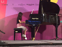 Piano Lesson by Experienced Piano Teacher and Music Composer