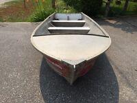 Aluminum Boat 14'
