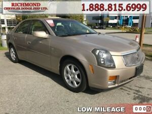 2005 Cadillac CTS Luxury  - Low Mileage