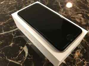 iPhone 6s - 64GB - Space Grey w/ Apple Leather Case Kitchener / Waterloo Kitchener Area image 2