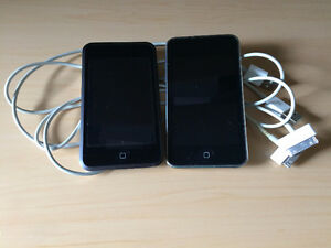 Two IPod Touchs
