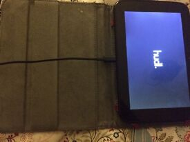 HUDL WITH CHARGER AND CASE