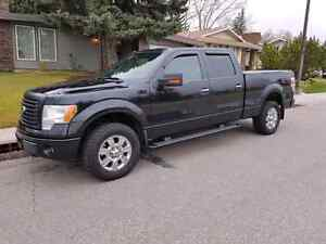 2012 Ford  F150 XTR Crew Cab (pending pick-up)
