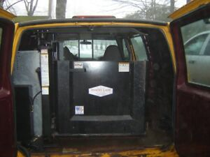 Tommy Gate Lift for Cargo Van