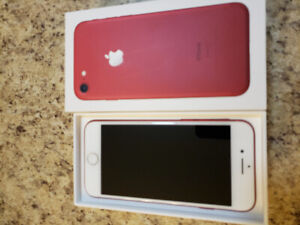 IPhone 7 128Gb Unlocked RED