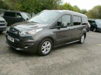 2017 Ford Grand Connect Titanium manual Wheelchair Accessible Vehicle