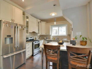 FOR RENT: PERFECT 3BRD FAMILY HOME IN DESIRABLE NEIGHBOURHOOD