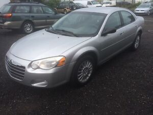 Chrysler sebring 2005 touring