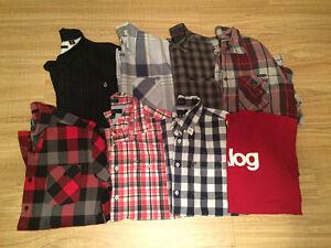 Vêtements pour homme (medium) 10$/ch.