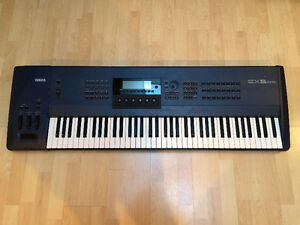 Yamaha EX5 76 note Synth / Sampler / Sequencer