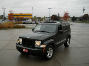 2010 Jeep Liberty, 4X4, 4 Door, Automatic, 3/Y warranty availabl