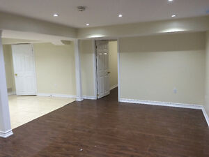 Newly renovated 2 bed rm BSMT Apt for rent in Brampton