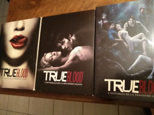 True Blood saison 1 à 3