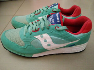 Saucony Shadow 5000 Cavity Pack Minty Fresh Size 12