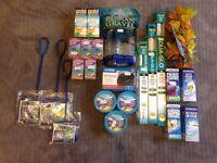 Job lot of aquarium/fish products