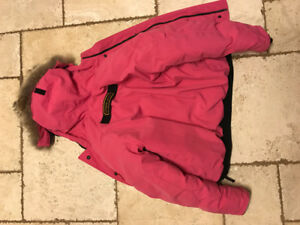 Pink Canada Goose Youth XL