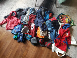 Boys Size 2T Clothing - X-large Bag - In Excellent Condition