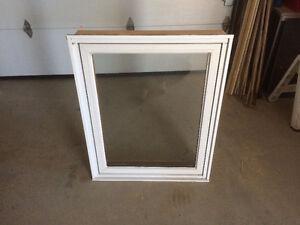fenêtre aluminium blanc ext, bois int NEGO!!!