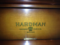 1951 Hardman Peck & Co Apartment sized piano