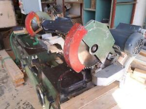 Double mitre saw