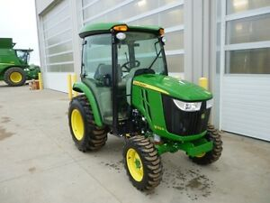 REDUCED BY  $6,200! John Deere 3033R Tractor