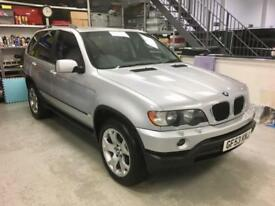2003 BMW X5 3.0d Automatic Silver