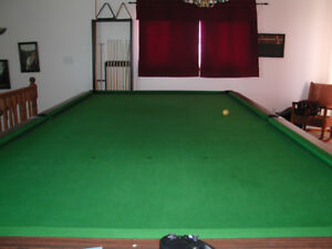 Snooker Table - Needs a New Home
