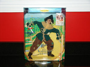 The Wizard of OZ NIB Barbie Doll, 1996 Ken as Scarecrow St. John's Newfoundland image 9