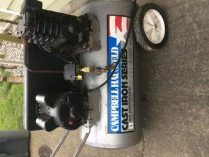 Campbell Hausfield compressor