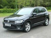 2020 Volkswagen Tiguan 2.0 TDi 150 Match 5 Door DSG Automatic Estate Diesel Auto