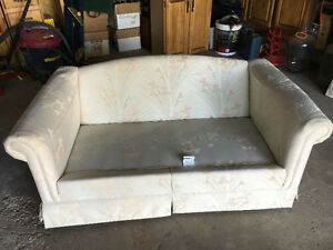 Custom Loveseat and Couch set