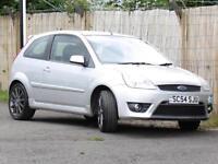 Ford Fiesta 2.0 2005 ST, Silver, 70 000 Miles, FSH, 6 Months Warranty