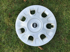 Mini Cooper wheel covers