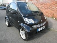 2003 SMART SMART 0.7L PULSE AUTOMATIC PETROL HPI CLEAR