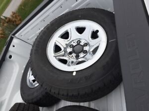 Brand New Truck Tires and Rims